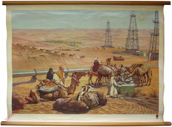 7 - Erdolgebied im wustem Saudi-Arabien